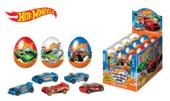 HOT WHEELS шок.яйцо с сюрп. 20г бл24